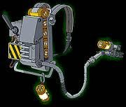 extreme Ghostbusters proton pack