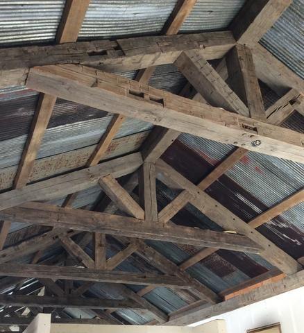 Best 25 hand hewn beams ideas on pinterest rustic for Reclaimed wood beams los angeles