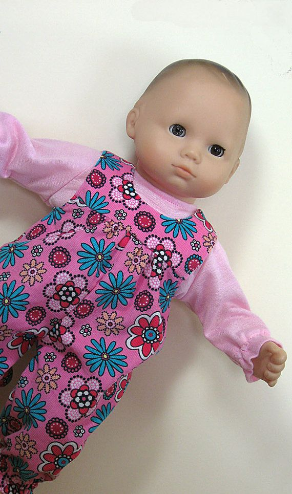 Bitty Baby or Bitty Twins Doll Clothes Pink by ...