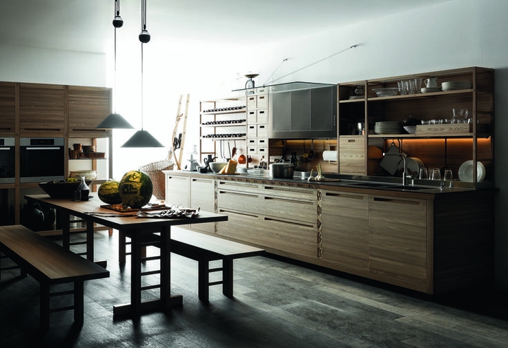 Oltre 25 fantastiche idee su panche da cucina su pinterest - Panche in legno per cucina ...