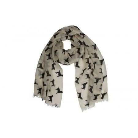 Labrador Cashmere/wool Scarf - £44.50