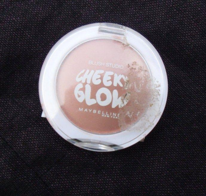 Maybelline Cheeky Glow Blush Creamy Cinnamon