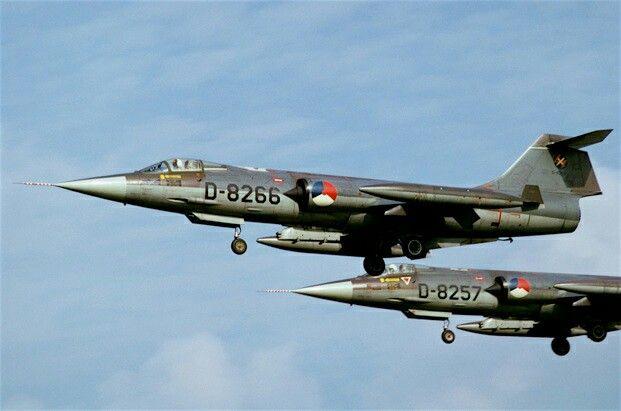 F 104 KLU