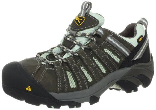 KEEN Utility Women's Flint Low Work Boot