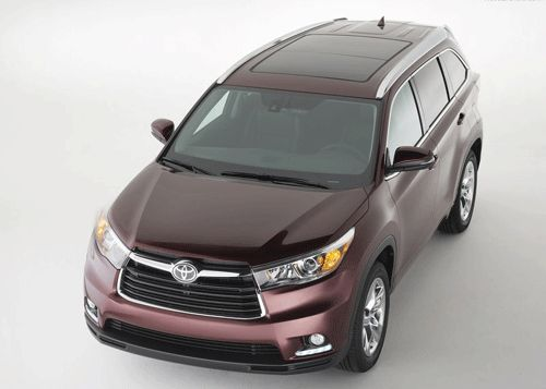 2014 Toyota Highlander mid-size SUV  was presented to a wider audience at this year's auto show in New York .  On this occasion, Japanese manufacturer Toyota has proved that SUV category become …