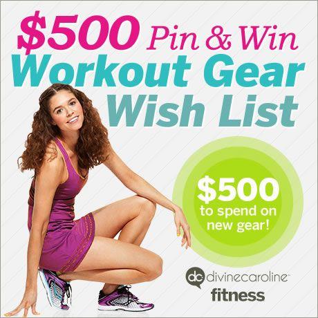 Fitness Magazine Workout Gear Picks