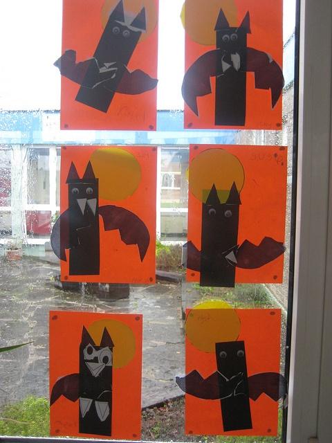 Plakboek: Crazy Bats! by baileyscottage, via Flickr