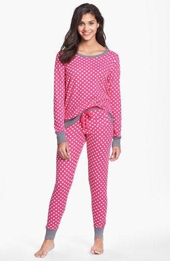 kensie 'Always a Deer' Pajamas
