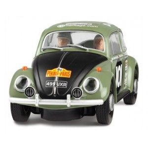 Scalextric VW Beetle Peking-Paris Rally