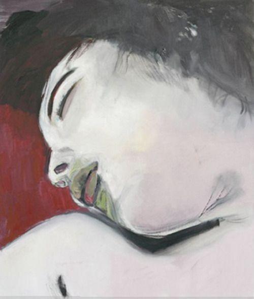 Marlene Dumas - Broken White, 2006