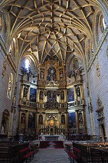 Catedral Nueva de Plasencia - Wikipedia, la enciclopedia libre