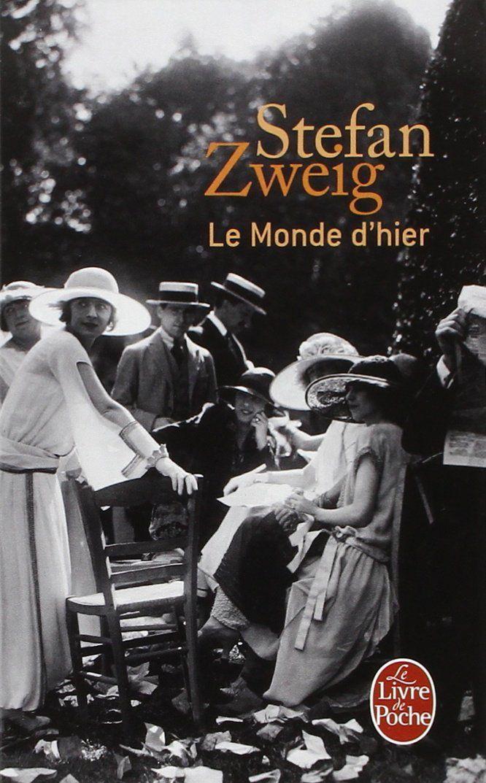 Le monde d'hier : indispensable pour tous les fans absolus de Zweig, dont je suis, puisqu'on y retrouve la qualité formidable de sa prose.