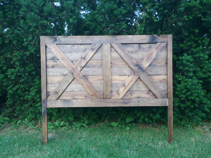 Rustic Farmhouse Headboard, King, Queen, Full/Double, Twin, Custom Headboard, Farmhouse Headboard, Rustic Headboard, Wooden Headboard by TheFarmhouseFinds on Etsy https://www.etsy.com/listing/387237806/rustic-farmhouse-headboard-king-queen