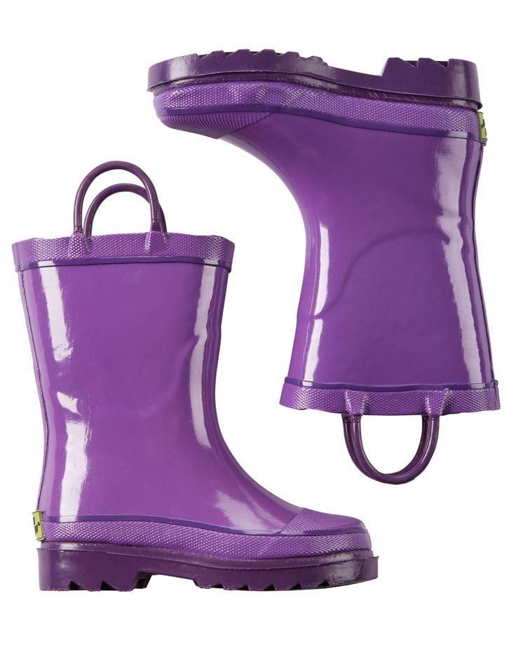 Kid Girl Western Chief Firechief 2 Rain Boots   OshKosh.com