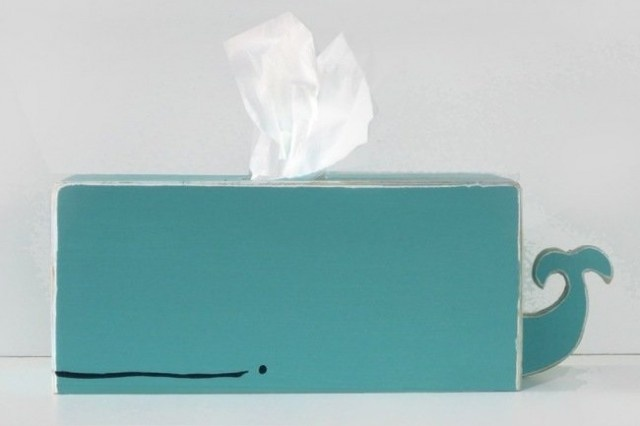 Kleenex Campaign:  tweets recycled