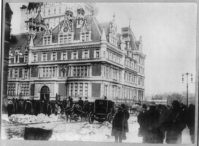 Cornelius Vanderbilt II Mansion, Demolished