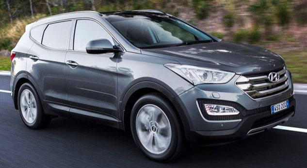 The seven-seater Santa Fe Highlander balances the need for occasional power with excellent diesel fuel economy and plenty of space.  Find out more: http://gorapid.com.au/resources/car-reviews/2015-hyundai-santa-fe-highlander-review/