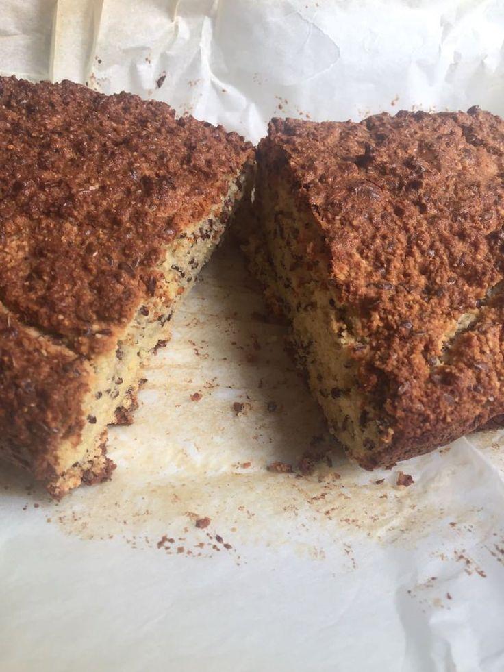 Glutensiz Badem Unlu Ekmek
