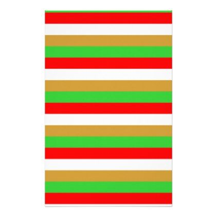 Tajikistan flag stripes stationery - patterns pattern special unique design gift idea diy