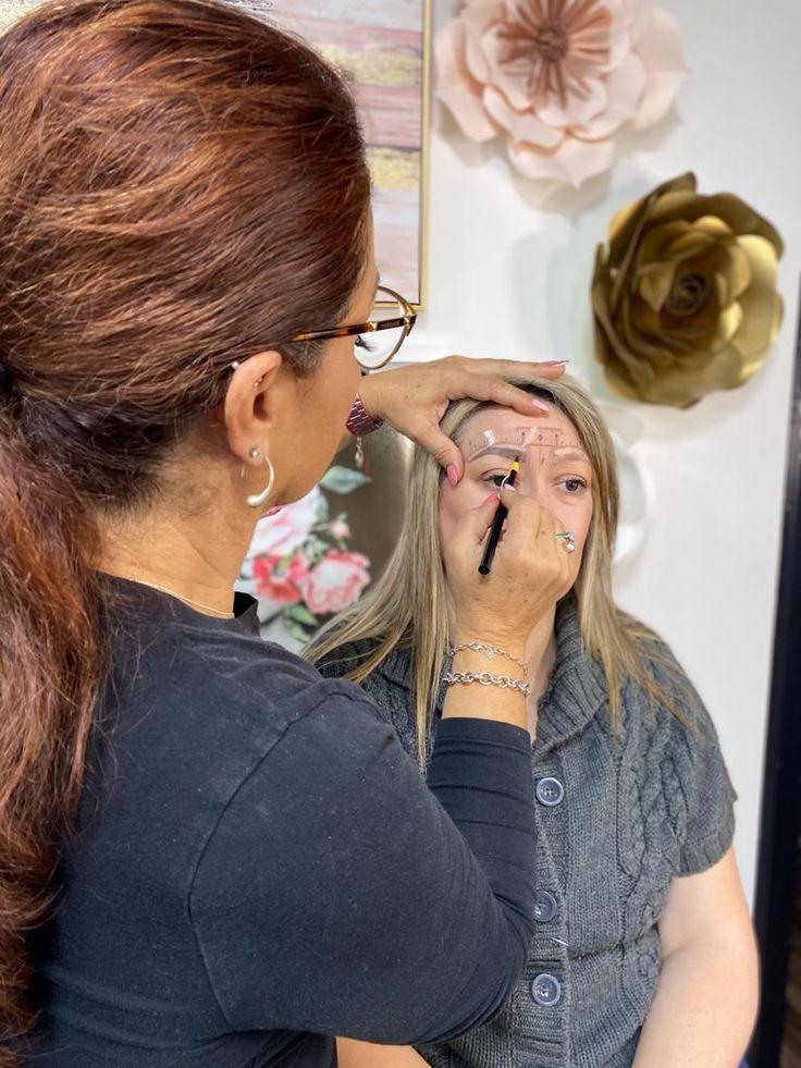 maquillaje artístico makeup artist anciana