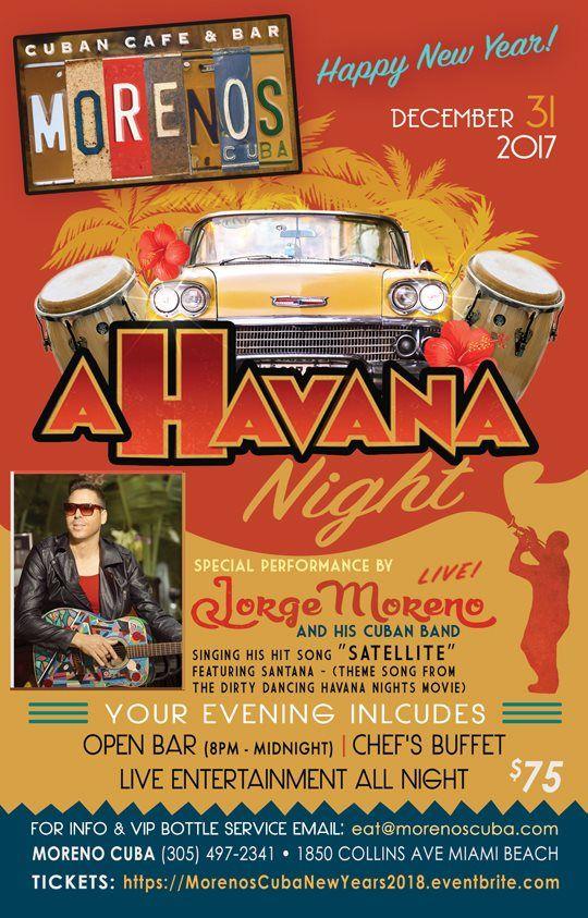Image Result For Havana Themed Party Invitations Havana Night