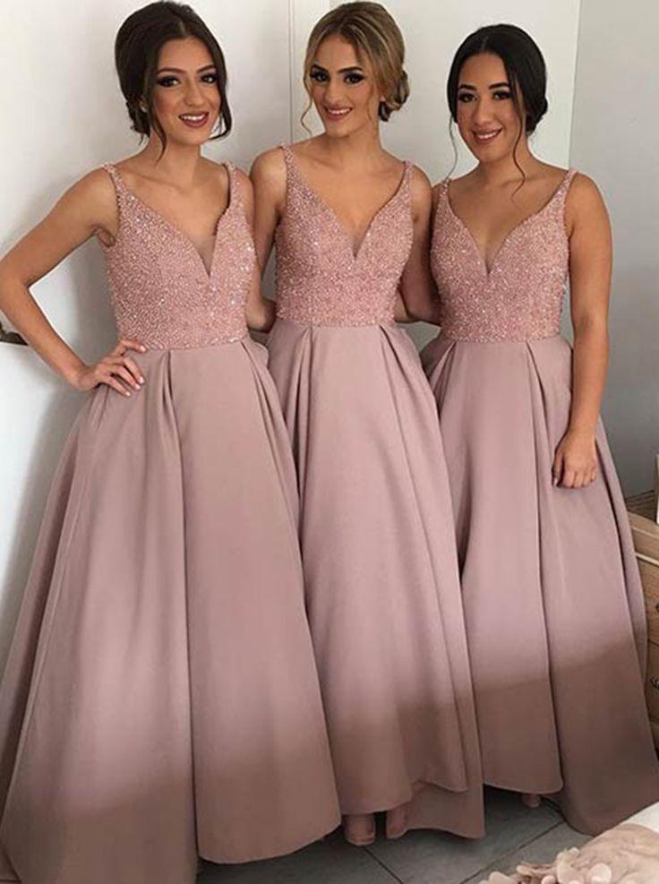 25  best Beige bridesmaid dresses ideas on Pinterest   Cream ...