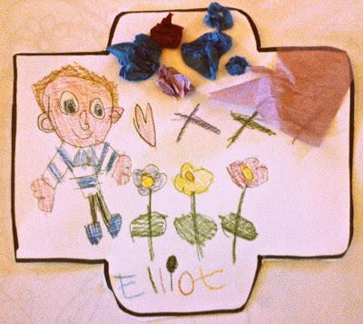 sian lile makes: children's art