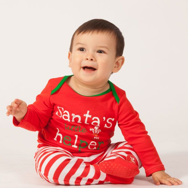 WRU Baby Santa-s Little Helper