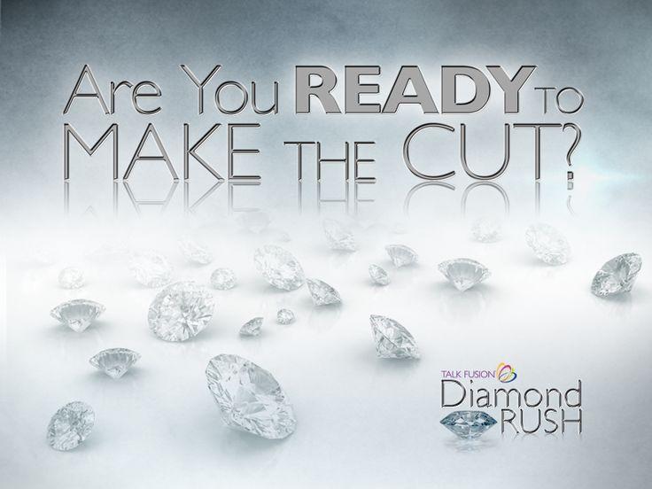 Diamonds - A girls Best Friend - Get Ready!