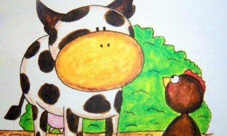 Zvířata a jejich mláďata | Výtvarná výchova