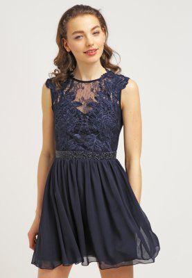 Stilvoll durch den Tag. Lipsy Cocktailkleid / festliches Kleid - navy für 79,95 € (05.04.16) versandkostenfrei bei Zalando bestellen.