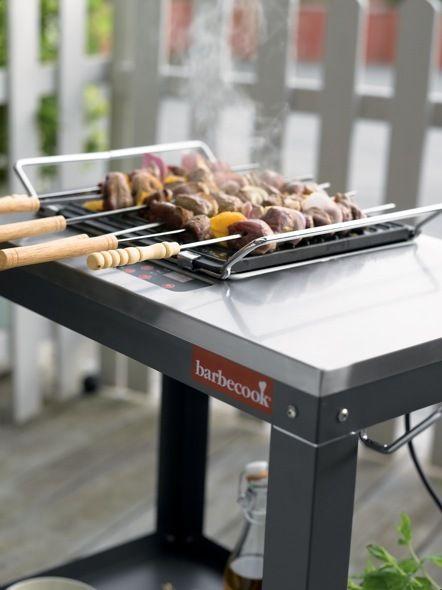 Barbecue Hercules 1800W Barbecook  146€