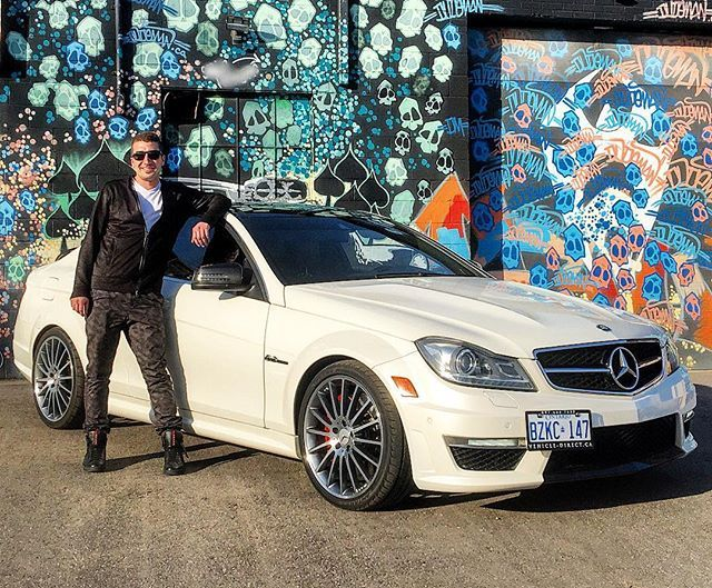 *SOLD* Congratulations to @dytmorra !! Just Picked Up His Awesome 2012 C63 AMG Coupe. Enjoy! #VehicleDirect