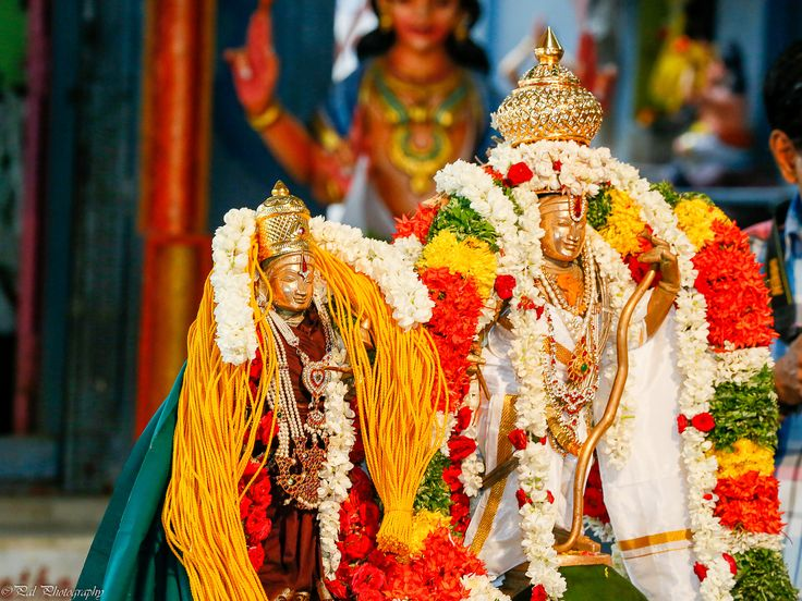 https://flic.kr/p/TK4Fx7 | It is customary in Hindu Culture to celebrate the weddings of Gods&Goddesses in temples following the sastras&the prevalent culture of the peaple:Wedding of  Sri rama with Sri Sita was held@Sri Siva Vishnu Temple,Chennai-92 on 09-4-2017 | Natesa Nagar,Virugambakkam,Chennai-92