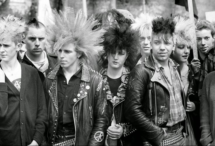 Afbeeldingsresultaat voor early punk pictures