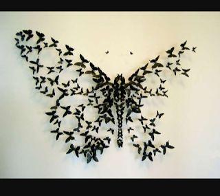 REFLEJOS JUEGOS DE ESPEJOS: Poesía: La mariposa descalza