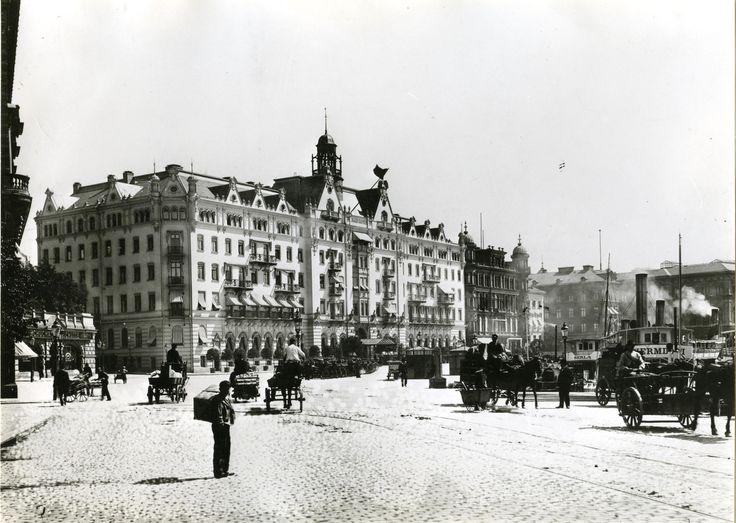 Stockholm förr: från 1800 talet fram till 1940 talet