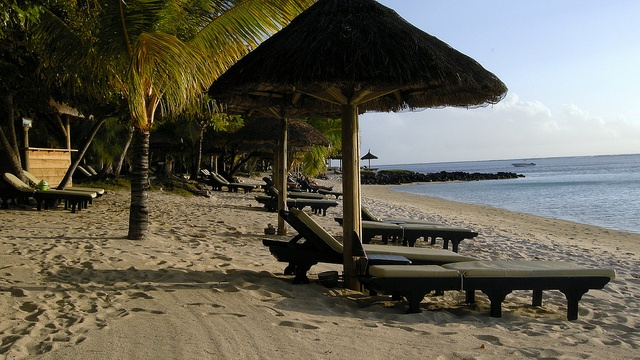 mauritius le paradis beach