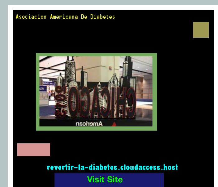 Asociacion Americana De Diabetes 182833 - Aprenda como vencer la diabetes y recuperar su salud.