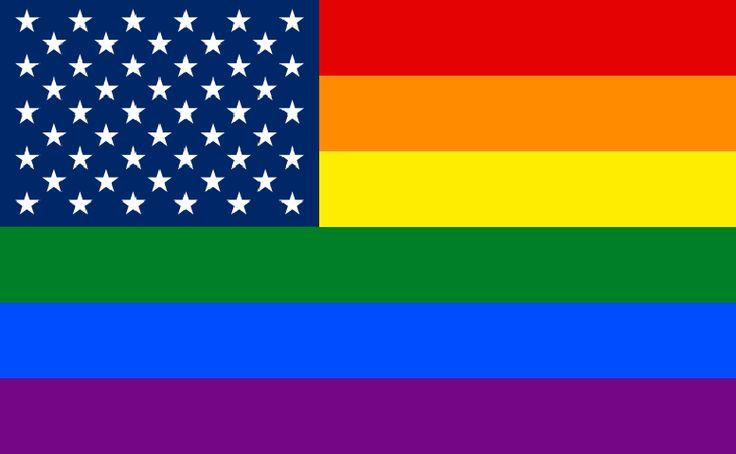 Totalmente gay para los Estados Unidos