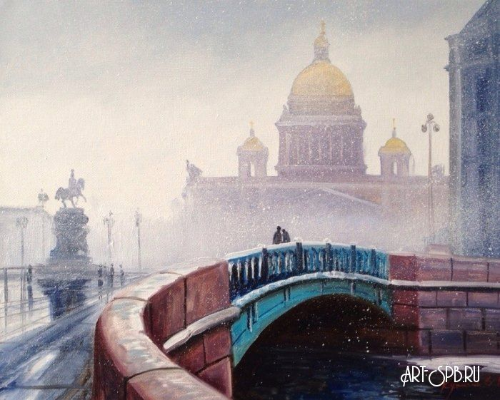 Снегопад - Куликов Владимир