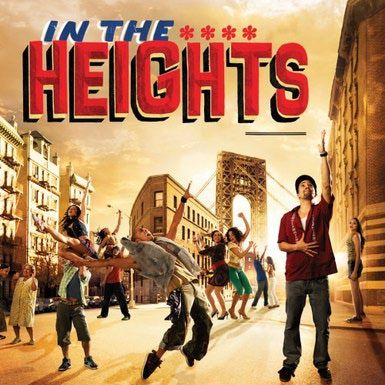 In the Heights: Broadway Original Cast Album Recording