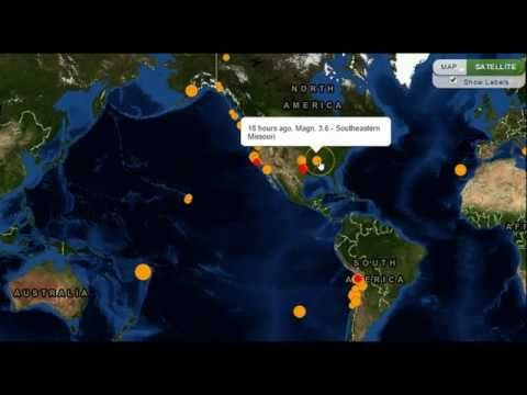 Earthquake Update 4/2/15: Recent Quakes In 7 States Around New Madrid Fault: https://youtu.be/zuiOaI23jNA