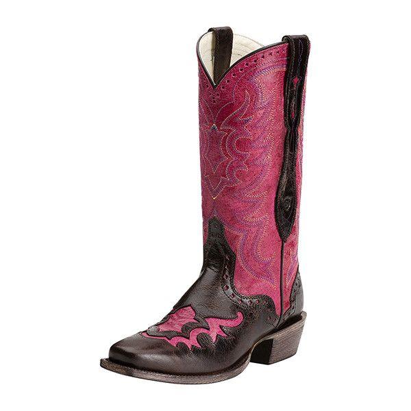 Etta Ladies' Western Boots by Ariat