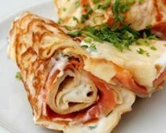 Galettes saumon chèvre (facile, rapide) - Une recette CuisineAZ