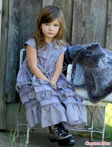 Бохо для детей — тряпки или творчество? - Мой любимый бохо стиль (и не только он) - Страна Мам