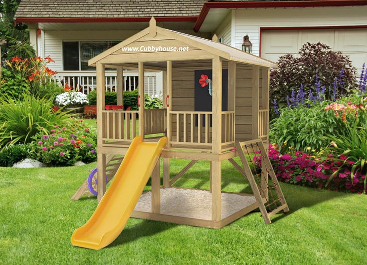 17 Best Ideas About Cubby House Kits On Pinterest House