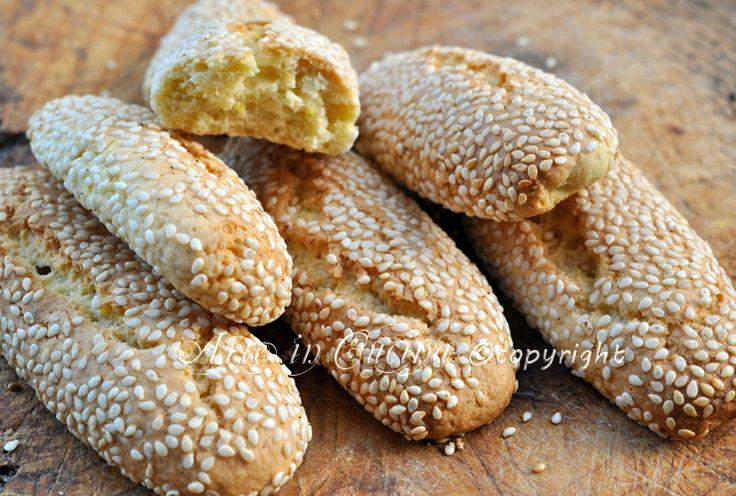 Reginelle palermitane ricetta biscotti