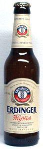 beer of the month - erdinger weissbier