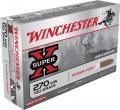 Winchester Ammo X2705 Super X 270 Winchester Power-Point 130 GR 20Box/10Case